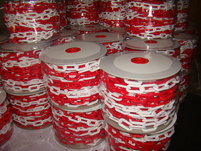 plastic chain package