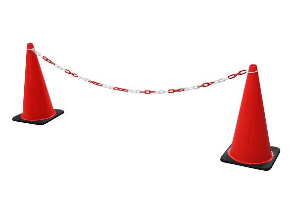 Traffic-Cone-Chain