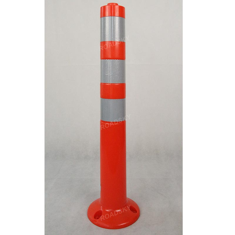 Pvc Delineator Post Road Safety Equipment Supplier Roadsky