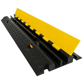 rubber cable ramp