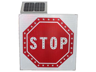 custom led traffic sign