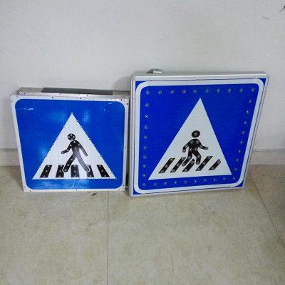 led traffic sign