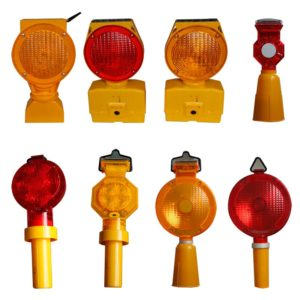 Warning Rotating Beacon Lights