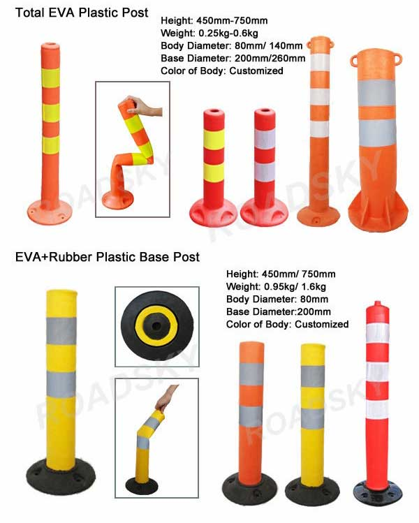 EVA Delineator Post