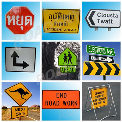 Road Signs Traffic And Safety Signs Supplier Roadsky