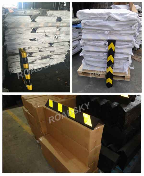 Plastic Corner Guard Road Safety Equipment Supplier