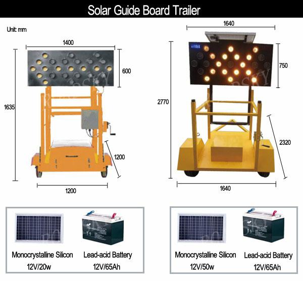 Solar-Guide-Board-Trailer