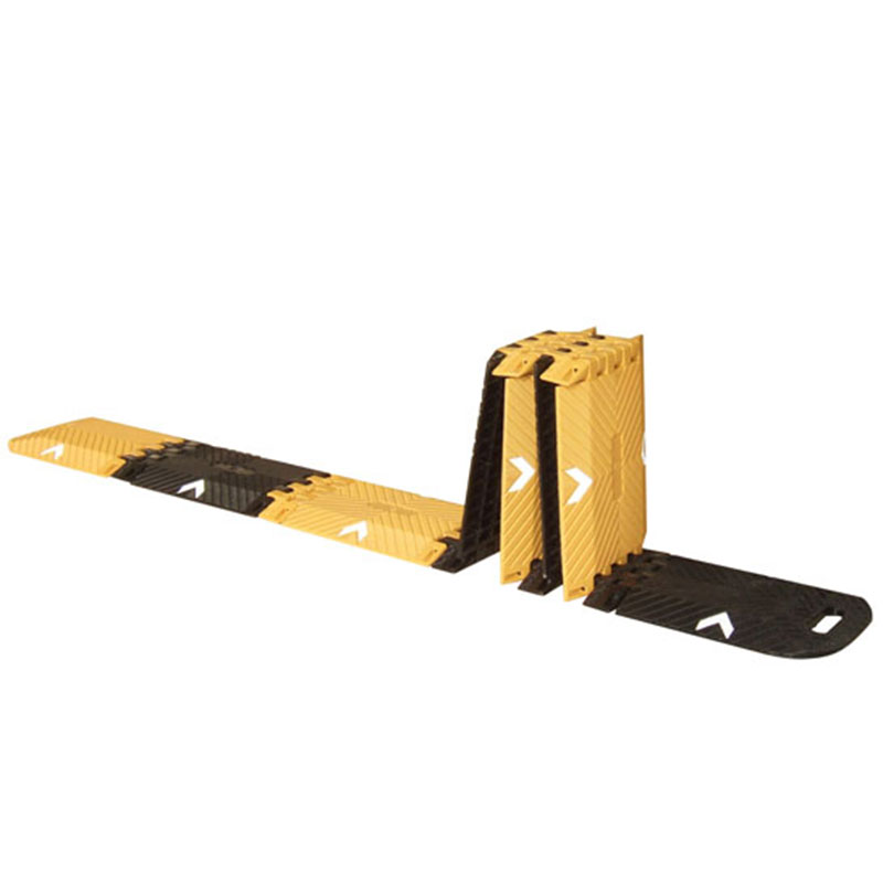 Plastic Portable Speed Bump Road Safety Equipment