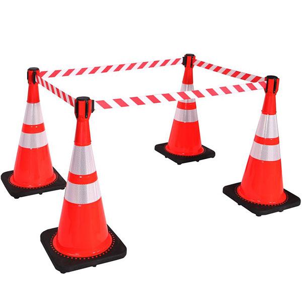 Retractable-Cone-Topper
