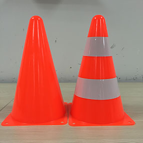 Small Orange Safety Cones