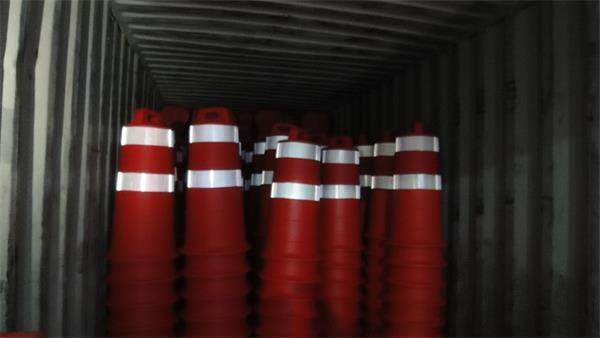 Crash Barrels Ordered by Israel Client