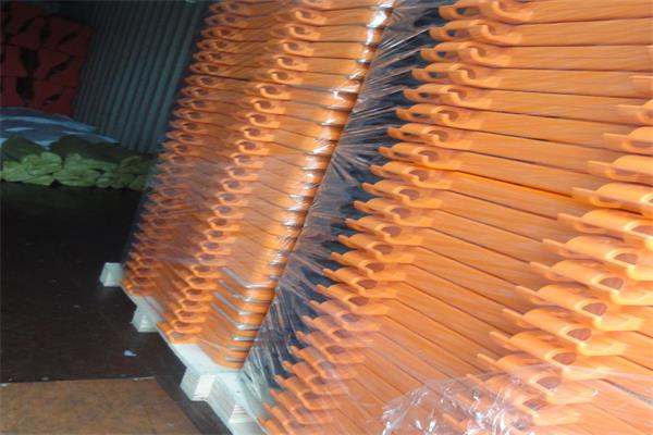 600 Plastic Road Barriers Sold to Customer in Indonesia