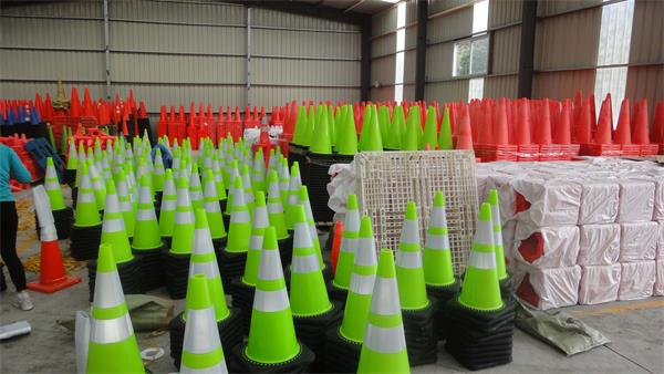 Thousands of Traffic Cones are about to be Shipped to France