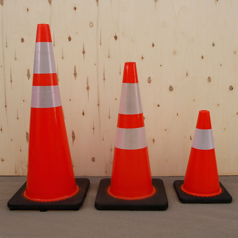 Pvc Traffic Cone Parking Safety Cone Supplier Roadsky